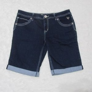 Justice Bermuda Shorts Size 16 1/2